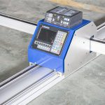 1300x2500mm cnc plazma rezač za metal s niskim troškovima korištenih cnc strojevima za rezanje plazme