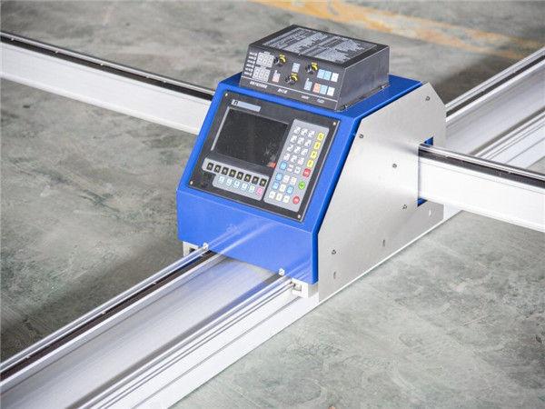 CNC rezač metala u plazmi 1300x2500mm s niskim troškovima korištenim cnc strojevima za plazmo rezanje
