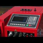 1800mm prijenosni teški željeznički cnc plazma stroj za rezanje plamenom