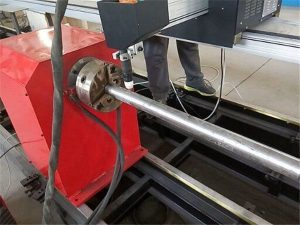 2017 Nova prijenosna mašina za rezanje metalnih cijevi plazme, CNC stroj za rezanje metalnih cijevi