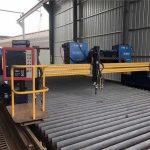 automatizirani stroj za rezanje plazmom cnc dvostruka vožnja šina raspona 15 m