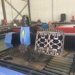 automatski stroj za rezanje cijevi / cnc stroj za rezanje profila / plazma rezač lagana cijev