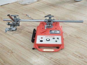 cg2-11d / g stroj za rezanje cijevi s baterijom