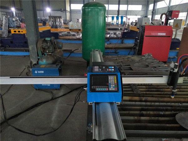 Povoljna cijena prijenosni cnc stroj za rezanje plina za metalni lim