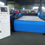 Kina cnc stroj za rezanje plazmom hiper 125a debeli metalni lim 65a 85a 200a opcionalno jbt-1530