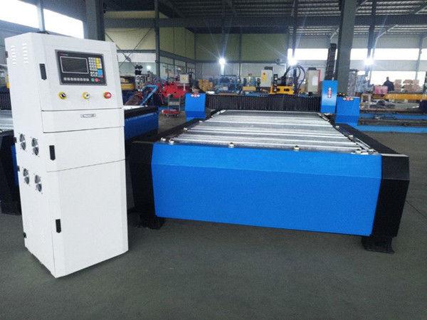 Kina Stroj za rezanje plazme Cnc s Hyper 125a za debeli metalni lim 65a 85a 200a neobavezno