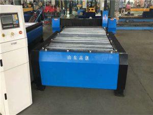 Kina Huayuan 100A CNC stroj za rezanje plazmom od 10 mm metala