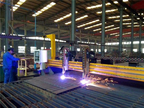 CNC strop za rezanje plazme kosi 45 stupnjeva