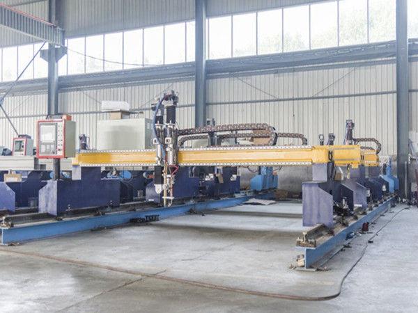 Inteligentni strojevi za automatsko rezanje plazme i plamen strojeva za rezanje metalnih ploča