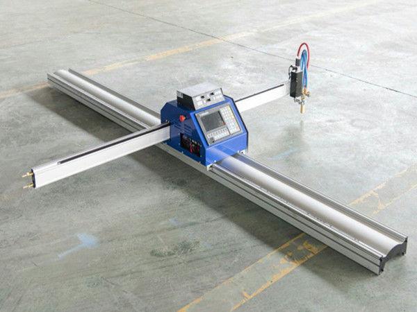 CNC stroj za rezanje plamenom plazme niskog troška