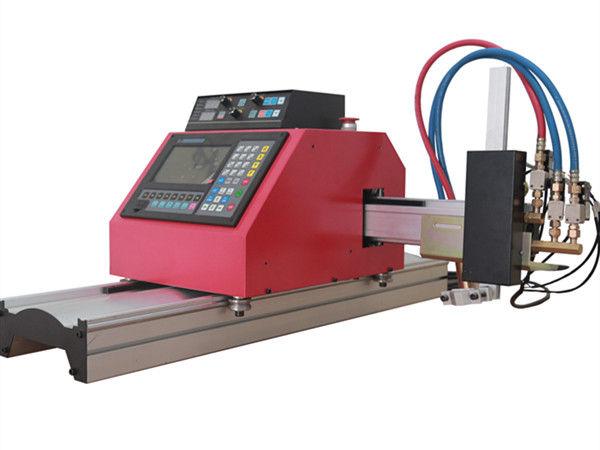 Višenamjenska CNC FlamePlasma stroj za rezanje visoke kvalitete