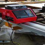 cnc prijenosni numerički stroj za rezanje / metalni stroj za rezanje plazmom