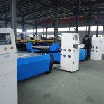 novi dizajn radne površine / klupa profil plazma / stroj za rezanje plamena cnc stolna plazma stroj za rezanje plamena