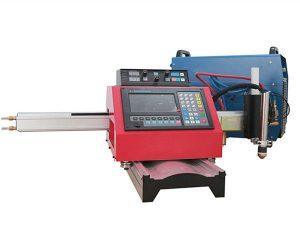 Prijenosni CNC stroj za rezanje plazme i automatski stroj za rezanje plina sa čeličnom gusjenicom