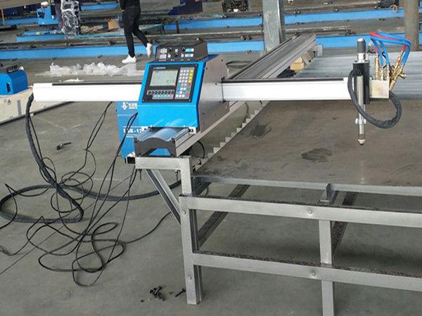 Prijenosni stroj s CNC plazmom za rezanje ekonomske cijene Stroj za rezanje metala