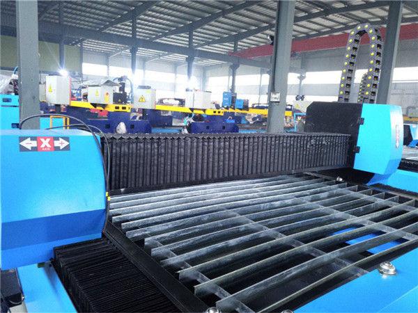 Praktičan i ekonomičan visoko precizni radni stroj za obradu metala s CNC plazmom za rezanje Zk1530
