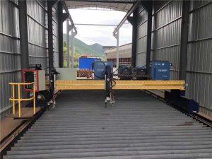 precizni cnc stroj za rezanje plazmom precizan servo motor 13000 mm