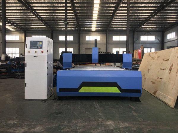 Mali CNC stroj za rezanje metala za rezanje plazme