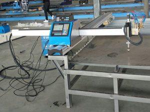 mali rezni prijenosni cnc stroj za rezanje plazme / plina