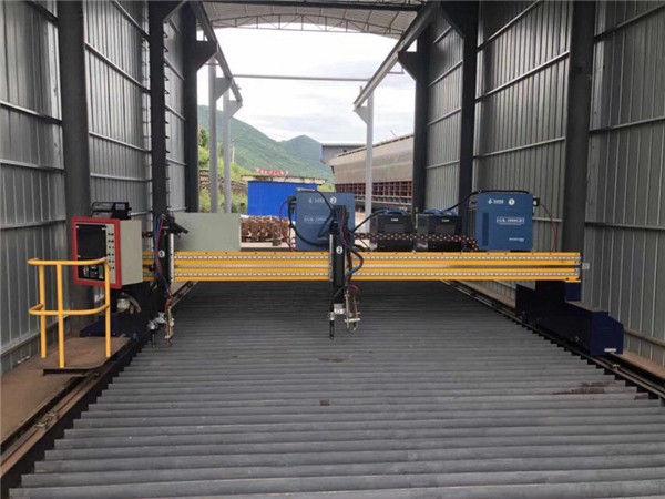 CNC stroj za rezanje metala plazme veličine 1500x3000mm