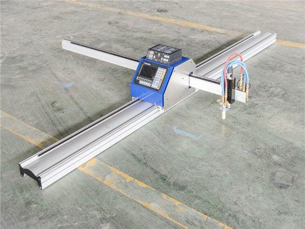Stroj za rezanje čelika po niskoj cijeni cnc plazma za rezanje 1530 IN JINAN izvezeni širom svijeta CNC
