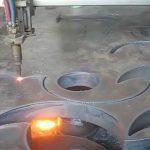 ce Odobrena plamenica za rezanje plamenom prijenosni stroj za rezanje plazme cnc u tvornici u Kini