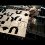 Kina visoko precizna 1530 100A automatska mašina za rezanje plazmom od metala