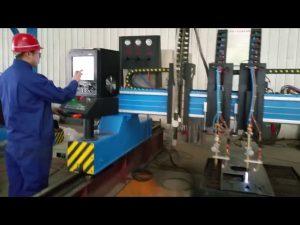 automatizirana izrada metala za rezanje plazme s velikim opterećenjem