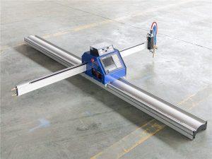 cnc stroj za rezanje plazmom s privitkom za graviranje