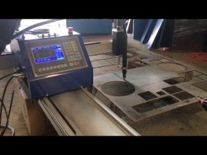 cnc prijenosni stroj za rezanje plazme zraka, prijenosni rezač zraka za plazmu