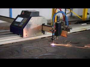 prijenosni mini cnc stroj za rezanje plazmom niskog troška