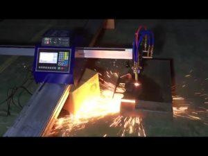 niska cijena mini prijenosni stroj s CNC plamenom za rezanje plamenom za rezanje metalnog nehrđajućeg čelika