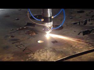 proizvedeno u Kini trgovinsko uvjerenje jeftina cijena prijenosni rezni stroj cnc plazma rezanje za nehrđajući čelik metalno željezo