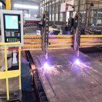 novi dizajn lagani metalni cnc setovi za rezanje plazme visoke rezolucije / stroj za rezanje plazmom