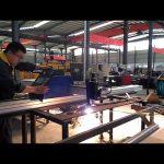 prijenosni konzolni CNC stroj za rezanje plazmom