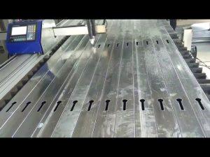 prijenosni cnc plazma rezač cnc stroj za rezanje plamena za metal